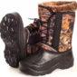 Сапоги мужские ЭВА на шнуровке Шиншилла (зимний чулок) МЭ-16Ш